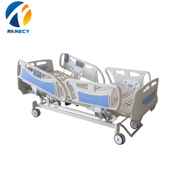 AC-EB003 hospital equipments metal patient 5 functions electric adjustable hospital beds