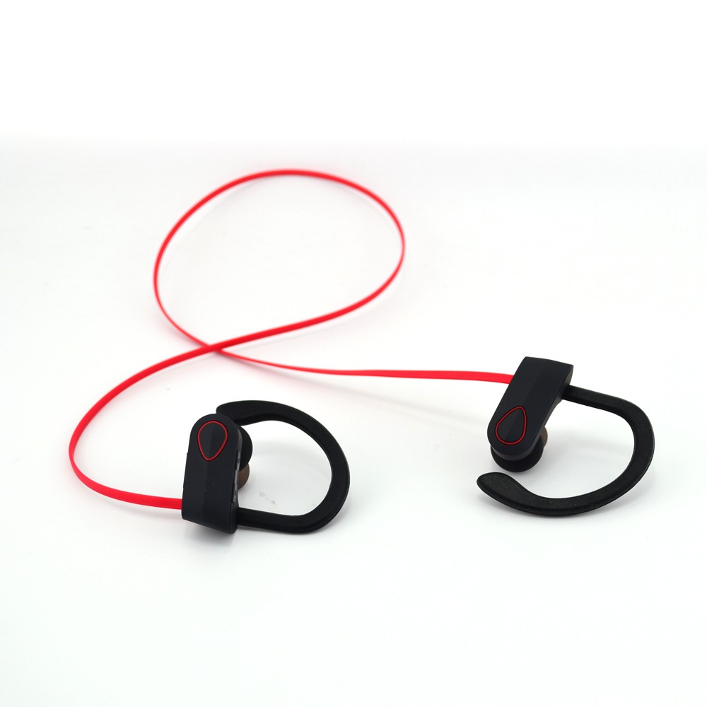 wearing stable sports earbuds bluetooth wireless bluetooth. Black Bedroom Furniture Sets. Home Design Ideas