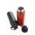Stainless Steel Vacuum Insulated Water Bottle with Twist Lid Soft Carry Handle