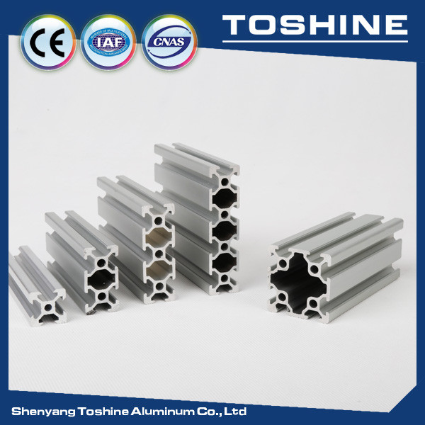 Toshine-8-4040D Aluminum profiles for office screen