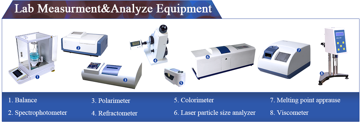 Lab Measurment&Analyze Equipment
