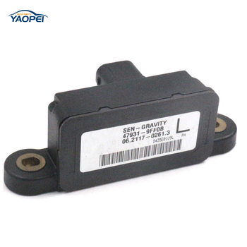 Yaw Rate Sensor >> 2018 New Arrival Suspension Yaw Rate Sensor G Sensor For Nissans 47931 9ff0b Buy Suspension Yaw Sensor 47931 9ff0b Yaw Rate Sensor Gravity Sensor