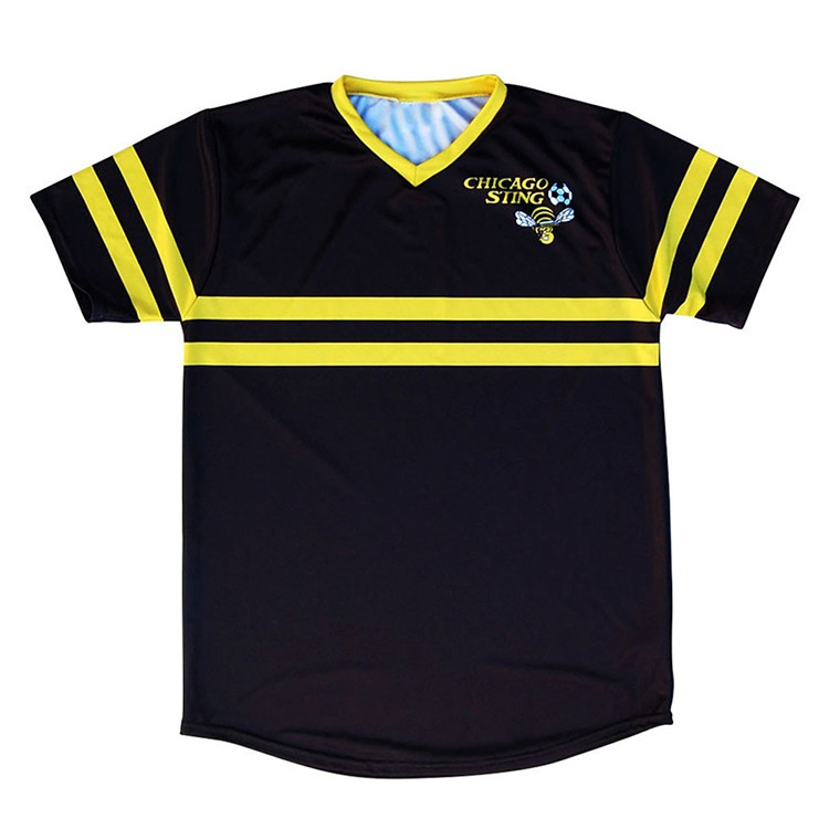 China supplier cool quick dry custom cheap soccer jerseys