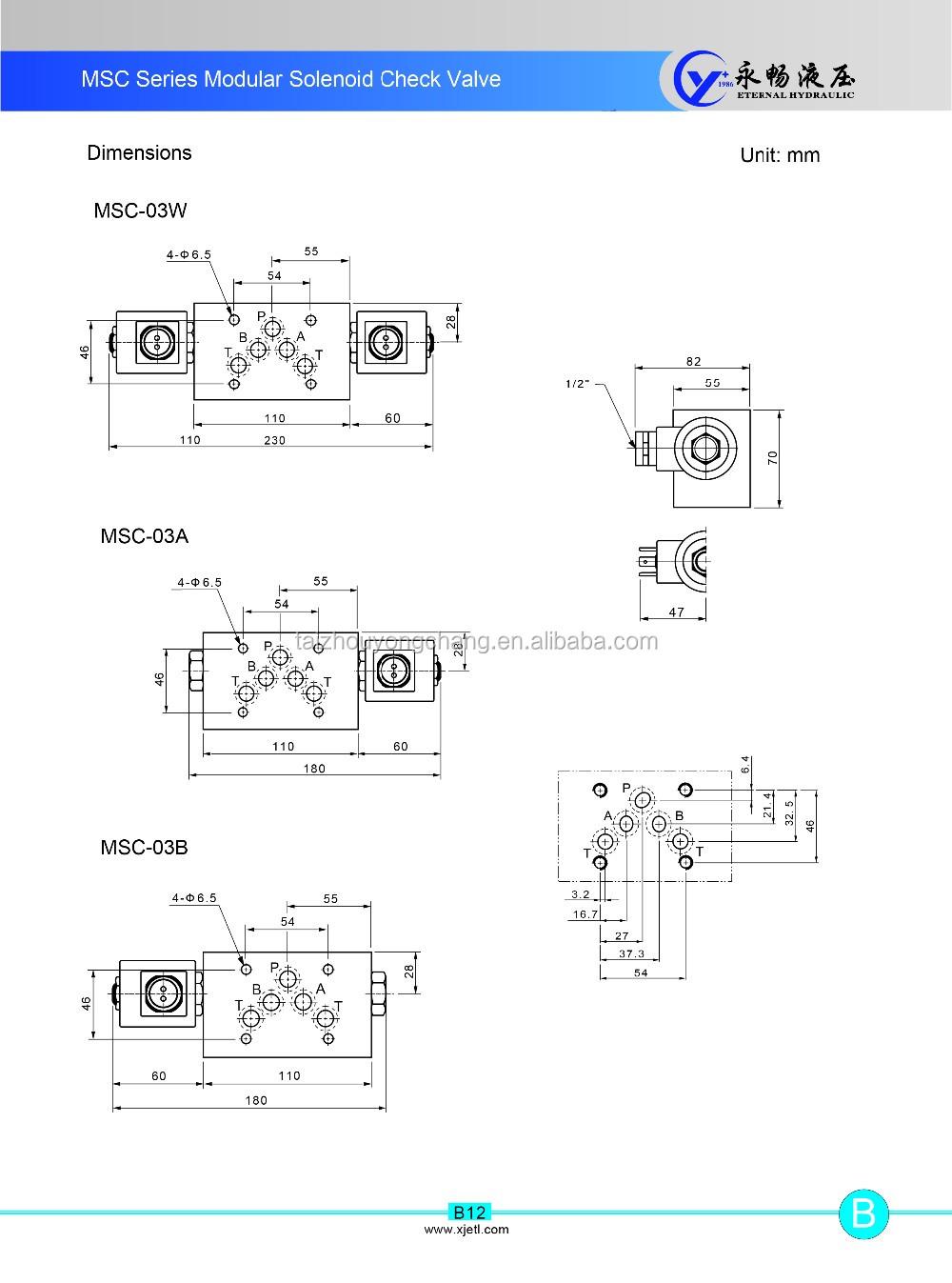 Price of msc 03w modular type harga solenoid variable flow control price of msc 03w modular type harga solenoid variable flow control valve check valve symbol biocorpaavc