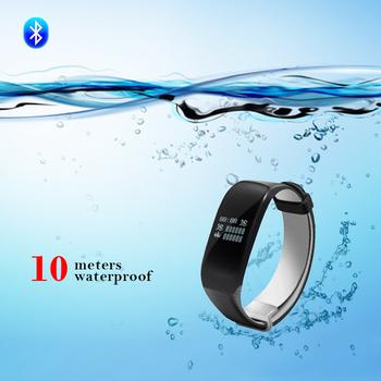 H5 R1 Heart Rate Monitor Smart Bracelet Sport 10 Meters