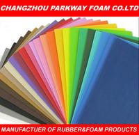 Colorful EVA Foam Sheet for Shoes Sole Making