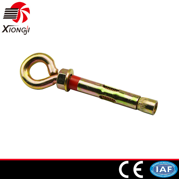 OEM Stainless Steel Versatile Stone Vibration Carbon Steel Hex Bolt Style Sleeve Anchor Screw Sleeve Fastener