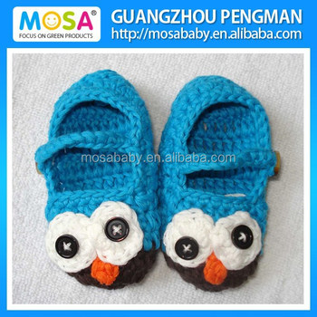 Häkeln Neugeborene Baby Schuhe Tier Eule Schuhe Socke Affe Schuhe ...