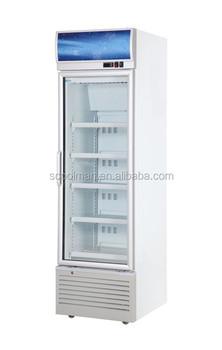 Single Door Showcase Refrigerator