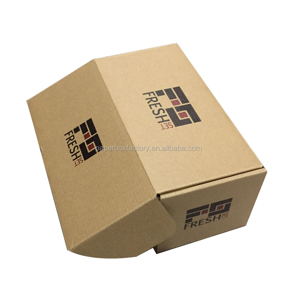 ECO-FRIENDLY FINE GIFT PACKAGING BOX CORRUGATED PAPER BOX