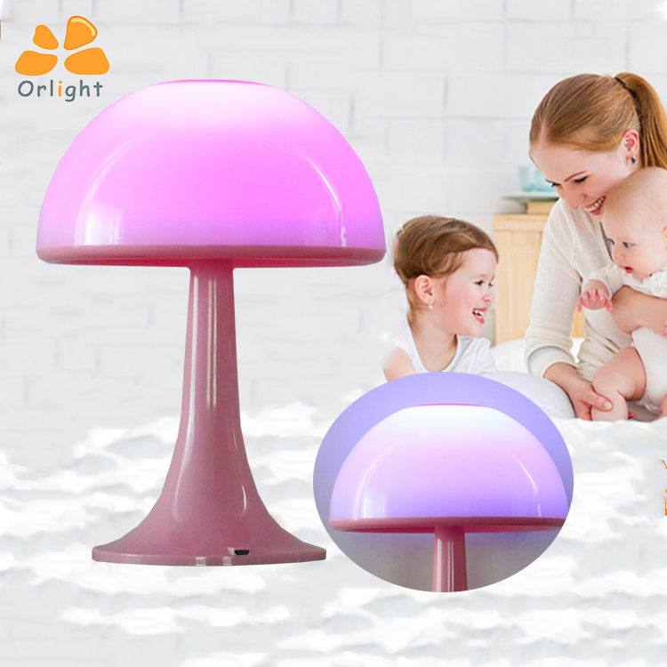 Led Night Light Retro Telephone Booth Table Lamp Usb Rechargeable Led Energy-saving Touch Night Light For Children Bedroom Skillful Manufacture Led Night Lights