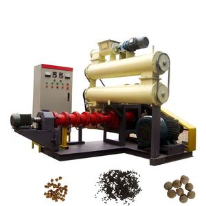 Hot Selling 350-400Kg/H Chicken Feed Production Turkey Feed Concentrate Extruder Fish Food