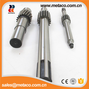 din6885 stainless steel hex drum shaft
