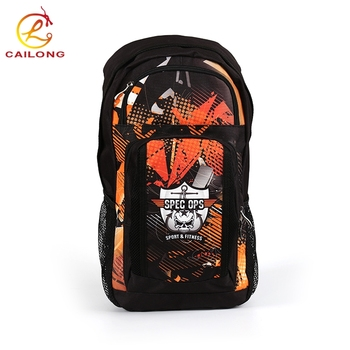 Outdoor team activity large capacity durable outdoor custom sports travel backpack