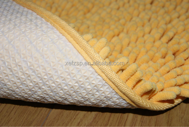 Rubber Backed Bathroom Rugs