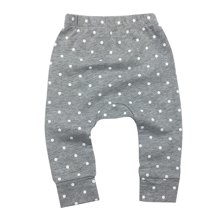 ใหม่สไตล์แฟชั่นของขวัญทารก PP กางเกงที่กำหนดเองผ้าฝ้าย 100 เด็กสาวเด็กกางเกงฮาเร็ม