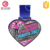 Zinc alloy die casting heart shaped running medal