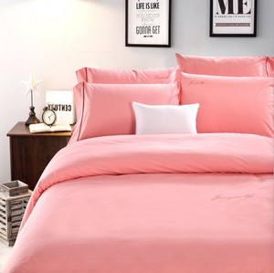 100% Polyester Microfiber Brushed Duvet Cover Bed Sheet Set ,Bed Cover,Home Textile