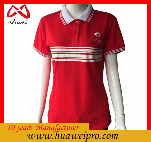 2015 New Products Cotton Sport Top Quality Women's Clothing Short Sleeve Tops POLO Shirt, fashion womens polo t-shirts