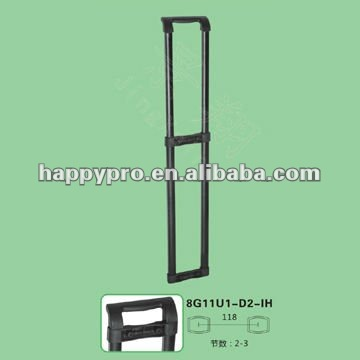 8G11U1-D2-IH luggage trolley handle/luggage cart