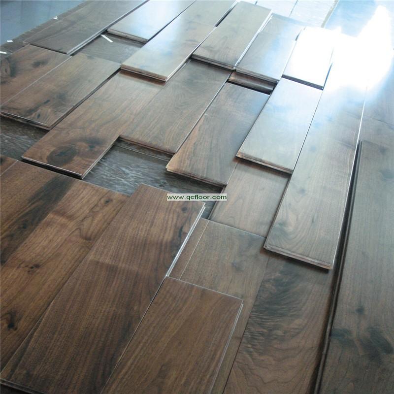 Walnut floor solid hardwood black walnut flooring buy for Buy unfinished hardwood flooring