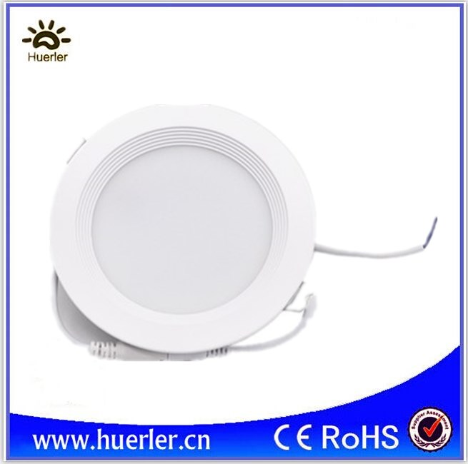 9w high quanlity led downlight warm white 4 inch led down lamp DC12-24V led downlighting down light