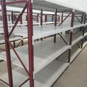 warehouse shelf rack with 300kg/layer load capacity, storage shelving rack