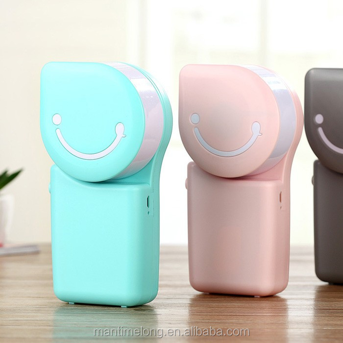 Mini cute portable handheld mini air-conditioning charge mini air conditioning fan