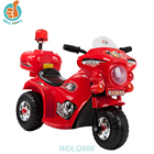 WDLQ268 Freewheel Plastic Battery Powered Ride On Motorcycle kids Make Remote Control Toy Car
