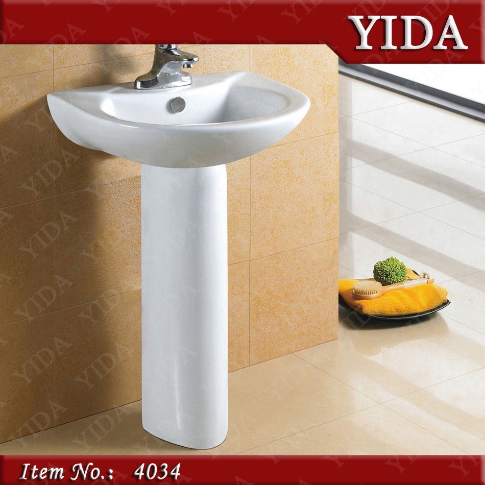 Square Color Basin For Sale Two Piece Pedestal Wash Designs Dining