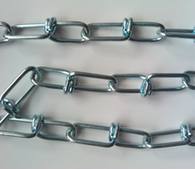 Q235 Mild Steel DIN5686 Knotted Chain