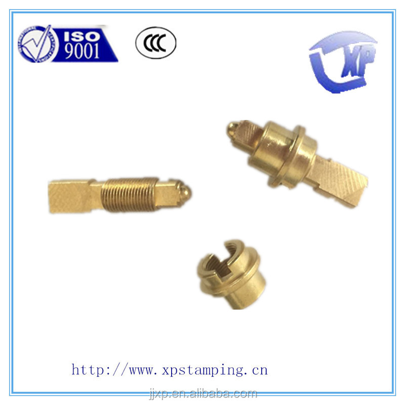 ISO9001 brass adjustable axis T2C709-1 electrical hardware