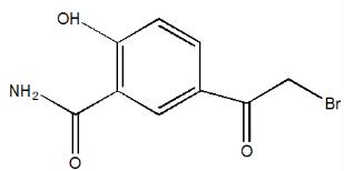 Labetalol Intermediate 5-(N,N-Dibenzylglycyl)sailcylamide CAS 30566-92-8