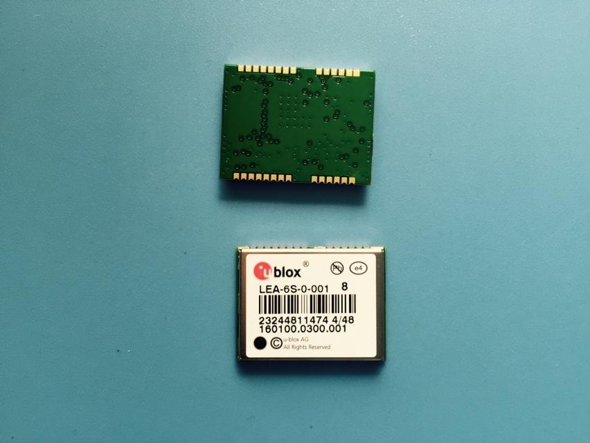 U-Blox 5 GPS and Galileo receiver - Laptop GPS World