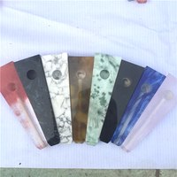 Wholesale cheap price new design different quartz crystal smoking pipes weed tobacco
