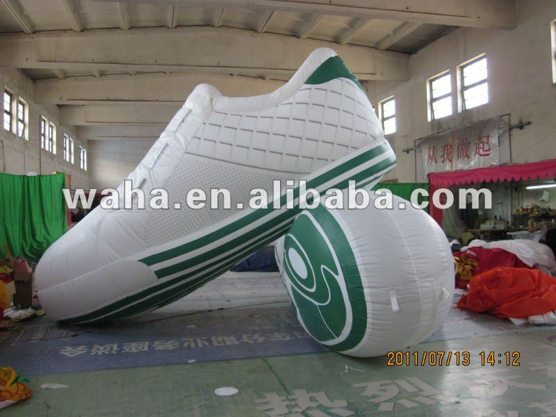 2012 new brand advertising inflatable Replicas shoes