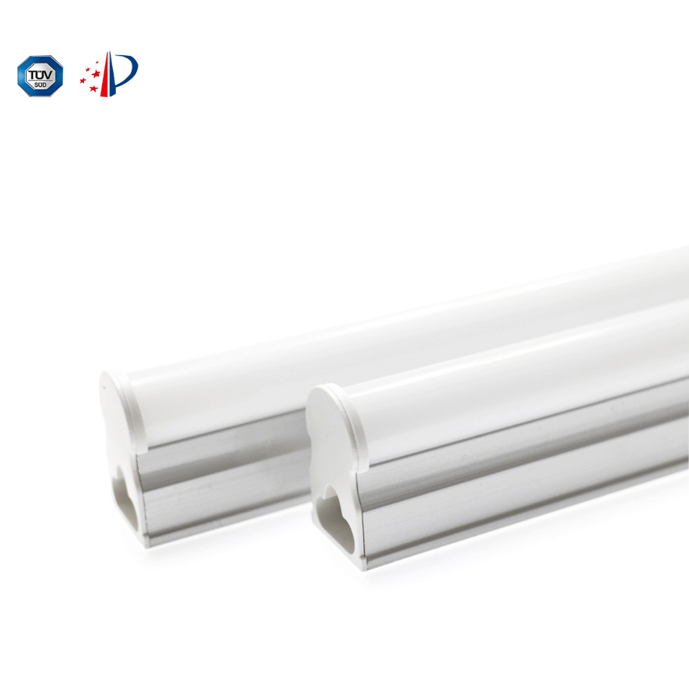 PC+Al milky cover t5 led tube 2700K 3000K 4000K 4500K 5000K 6000K