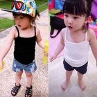 Baby Plain Tank Tops Wholesale