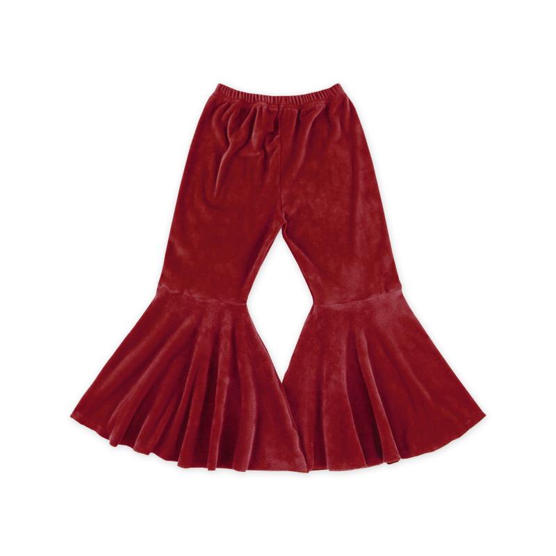 ไวน์/Dark สีแดงนุ่มผ้าไหม Raglan เด็ก dressing sleep กับแถบคาดศีรษะชุด