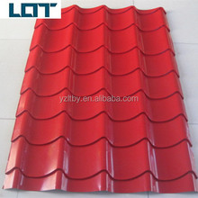 PPGI PPGL wholesale galvanized corrugated metal roofing sheets corrugated roll gi roof sheet plate price