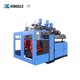 Low price supplier 2 liter plastic bottle jerry can extrusion blow molding machine