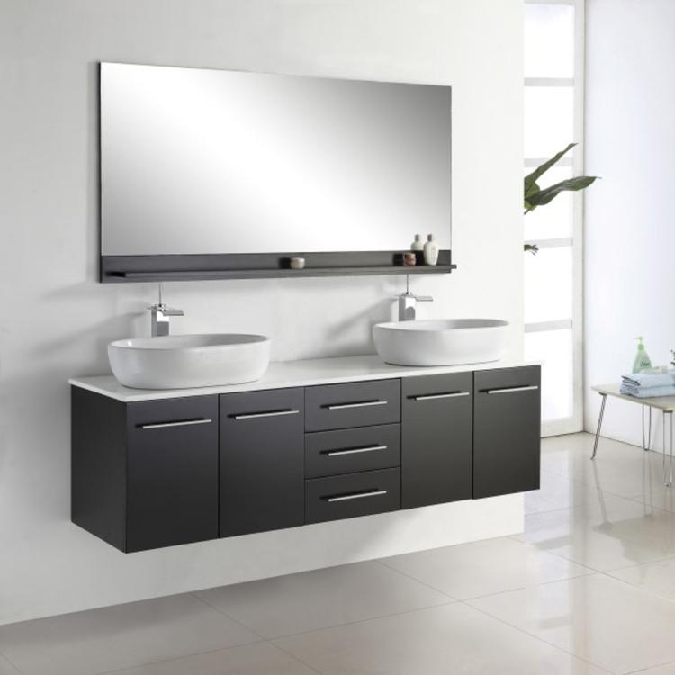 2019 Vermont Custom Commercial Bathroom Vanities Double