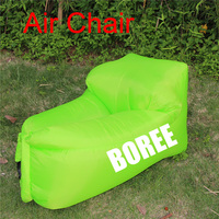 Wholesale Review Camping Outdoor Beach Air Chair Inflatable Recliner