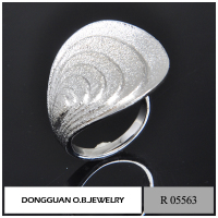 Hot new fashion Enduring wedding 925 italian silver ring