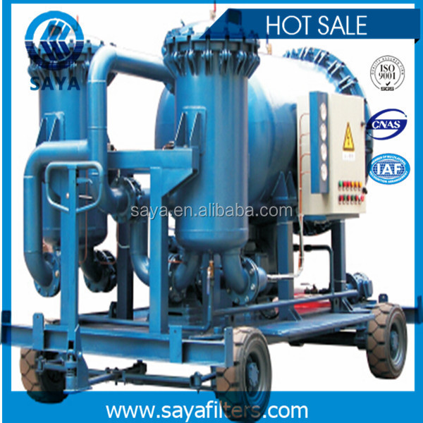 LYC-200J water gas removal turbine oil dehydration unit for filtration and decolor