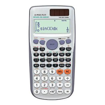 New Functional Scientific Calculator Fx 991es Plus Printing