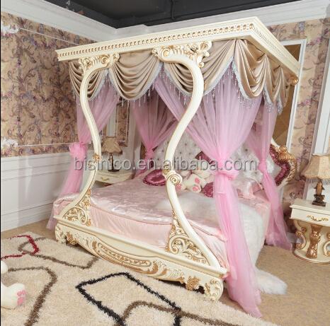 Luxus himmelbett  Bisini Luxusmöbel,Italienischen Luxus-schlafzimmer Möbel ...