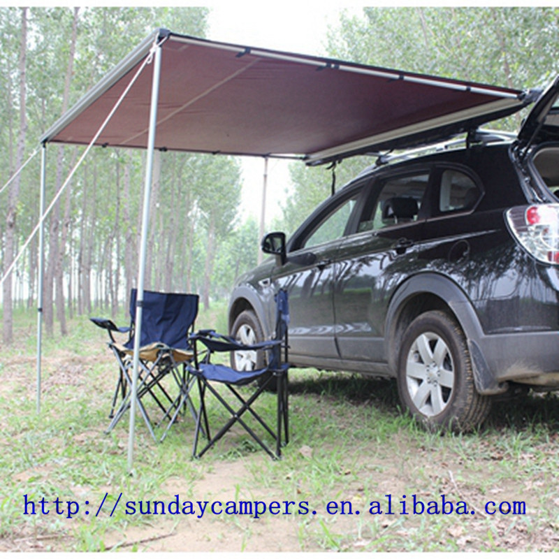 4x4 Camper Awning Tent SUV Beach Made In China