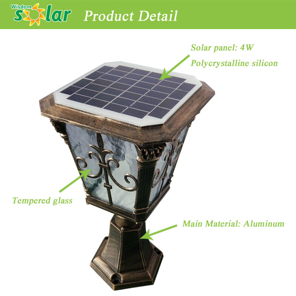 Solar Garden Light China: China Wholesale Solar Led Lights For Garden Crafts Solar