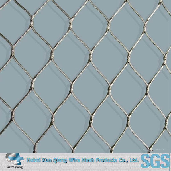 304 Stainless Steel Rope Wire Mesh, 304 Stainless Steel Rope Wire ...